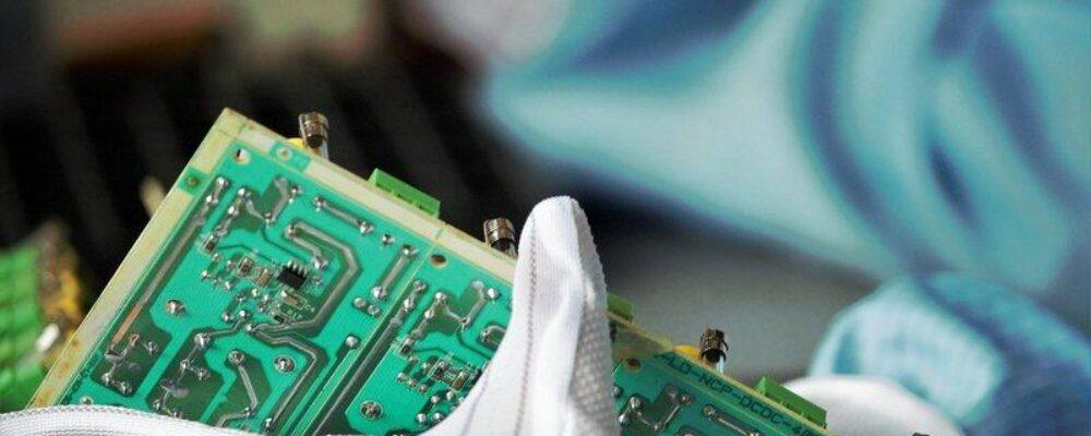 Kontraktowy montaż elektroniki