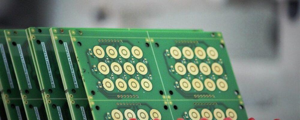 Produkcja urządzeń elektronicznych